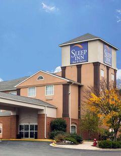 Sleep Inn & Suites Silo Hill