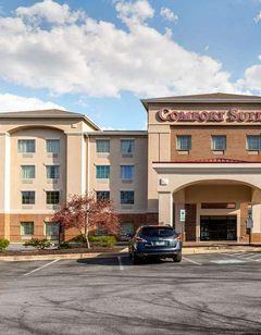 Comfort Suites Columbia Gateway
