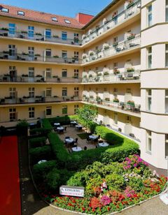 Hotel/Apartment Zarenhof Prenzlauer Berg