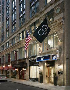 Club Quarters in Boston