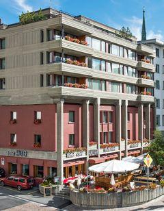 Hauser Hotel, St. Moritz