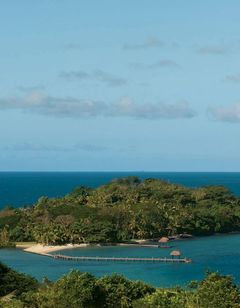 Dolphin Island Private Island