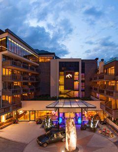 Bergland Design & Wellnesshotel Soelden