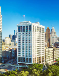 aloft Detroit at the David Whitney
