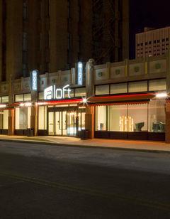 Aloft El Paso Downtown