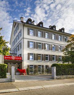 Hotel Swiss Night am Kunsthaus