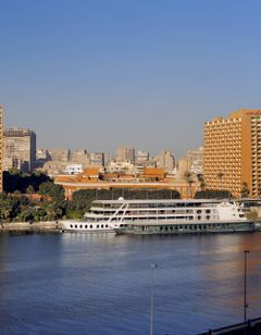 Cairo Marriott Htl & Omar Khayyam Casino