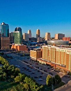 Courtyard Kansas City Downtown Conv Ctr