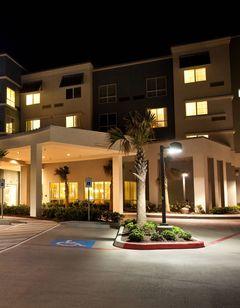 Courtyard Galveston Island Gulf Front