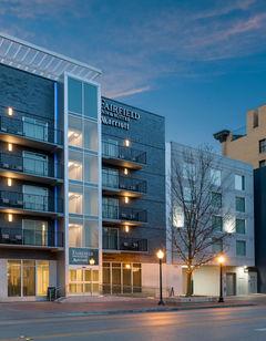 Fairfield Inn & Stes Fort Worth Downtown