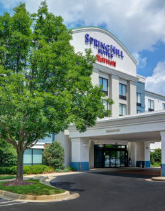 SpringHill Suites Near the Univ of KY