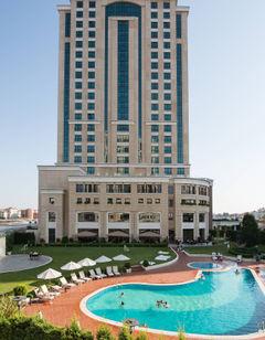Istanbul Marriott Hotel Asia
