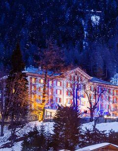 Hotel Les Sources des Alpes