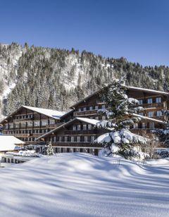 Huus Hotel Gstaad, a Design Hotel