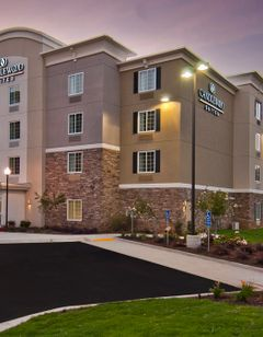 Candlewood Suites Tupelo North