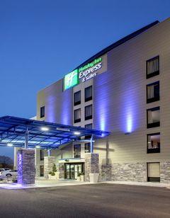 Holiday Inn Express Hotel & Stes Dwntwn