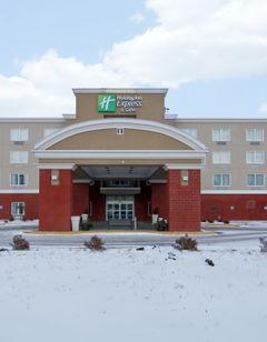 Holiday Inn Express/Stes Ft Saskatchewan