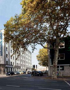A And O Hotel Frankfurt Ostend