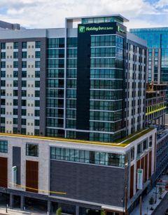 Holiday Inn Stes Dtwn Nashville Conv Ctr