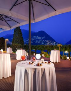 Splendide Royal Hotel - Lugano