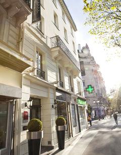 Hotel Trianon Gare de Lyon