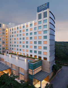 Four Points Hotel & Serviced Apts, Pune