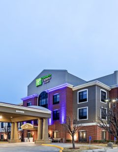 Holiday Inn Express Hotel/Suites Guymon