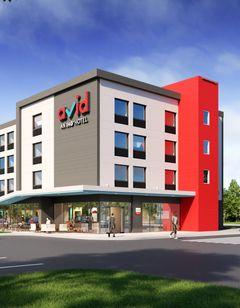 avid hotel Hattiesburg West