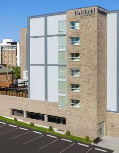 Fairfield Inn & Suites near Vanderbilt