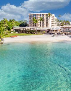 Courtyard King Kamehameha's Kona Beach