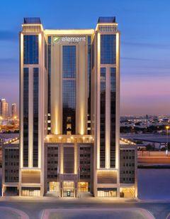 Element Al Jaddaf Dubai