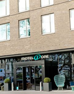 Motel One Bonn-Hauptbahnhof
