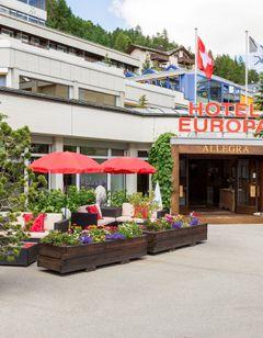 Hotel Europa St Moritz