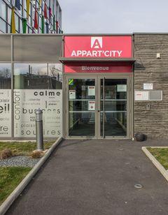 Appart'City Rennes Cesson Sevigne