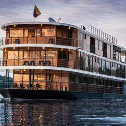 Anakonda Amazon Cruises Cruises & Ships
