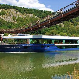 Avalon Waterways Avalon Vista Vienna Cruises