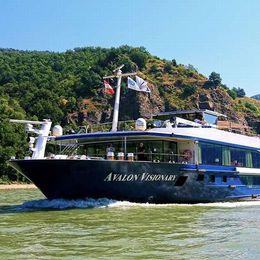 Avalon Waterways Avalon Visionary Vienna Cruises