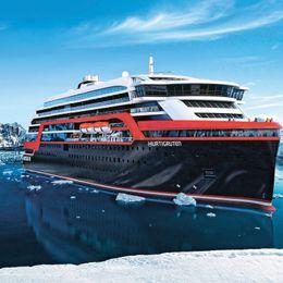 Hurtigruten Roald Amundsen Miami Cruises