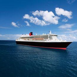 Cunard Line Shanghai Cruises