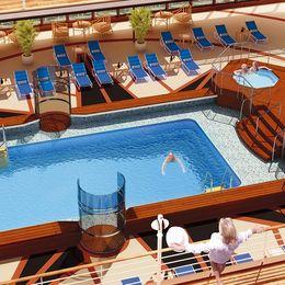 Cunard Line Queen Elizabeth Adelaide Cruises
