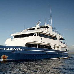 Galapagos Sky Cruise Schedule + Sailings