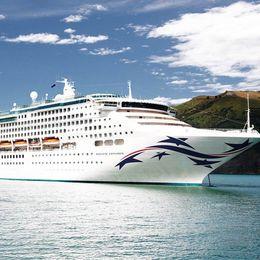 P&O Cruises (Australia) Pacific Explorer Adelaide Cruises