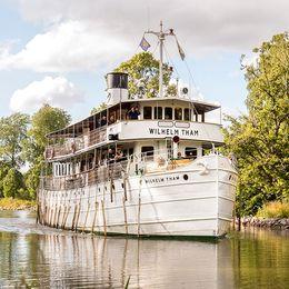 Gota Canal Steamship Co Ltd Cruises & Ships
