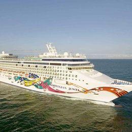 Norwegian Cruise Line Norwegian Jewel Miami Cruises