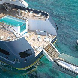 Ponant Le Laperouse Dunedin Cruises
