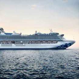 Princess Cruises Sapphire Princess Adelaide Cruises