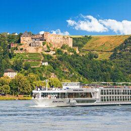 Scenic Scenic Crystal Vienna Cruises