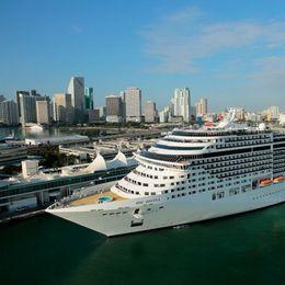 MSC Cruises MSC Divina Miami Cruises