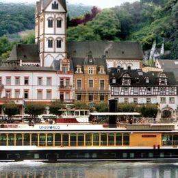 Uniworld Boutique River Cruise Collection Vienna Cruises