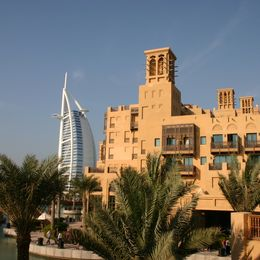 Middle East Cruises